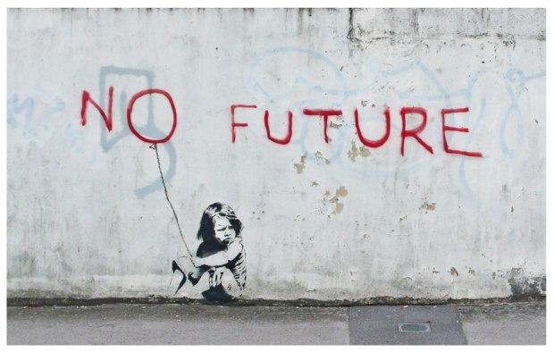 BanksyNoFuture