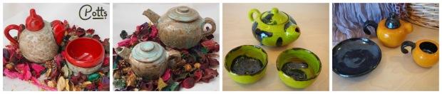 teapot sets potts