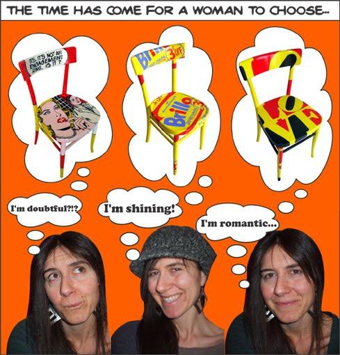Silvia Zacchello comics