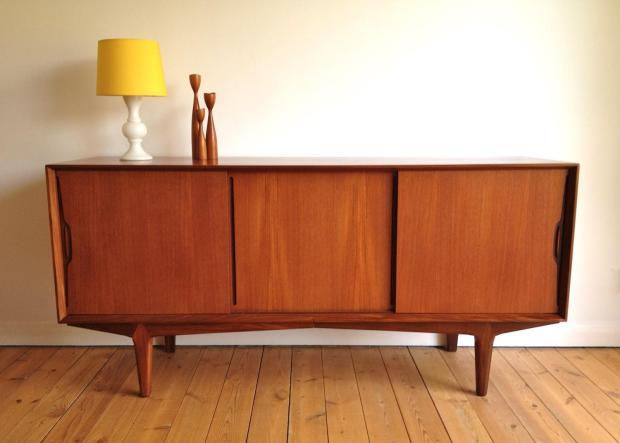 Los muebles de la abuela est n de moda youloveapple for Danish modern la