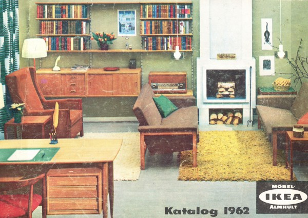 Interesting-Ikea-1962-Catalog-with-Classic-Family-Room-Picture